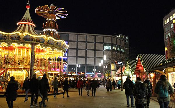 Berlin Christmas Market 1