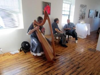 Lovely harp music